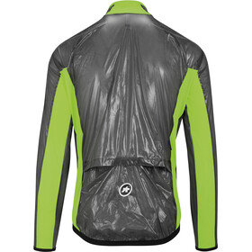 ASSOS Mille GT Evo Clima Jack Heren, visibility green